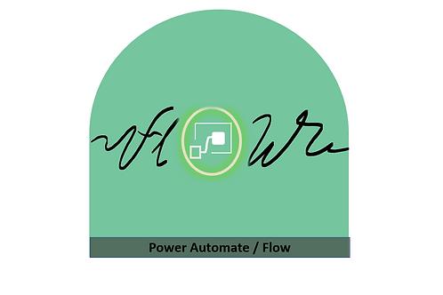 Spezialisierung Power Automate / Flow