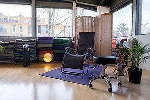 single zero gravity chair at BAP