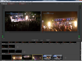 Φωτιά στο localstage από το New Long Fest!