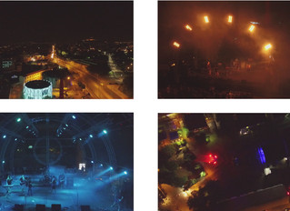 Drone over Texnopolis! Local Stage webcast on ASF