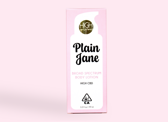 Plain Jane Body Lotion