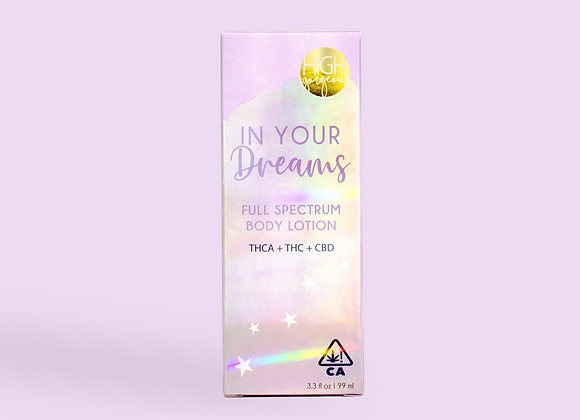 In Your Dreams Body Lotion