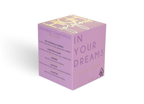 In Your Dreams Cannabis Crème