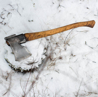 Finnish axe Kellokoski
