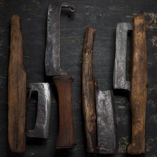 Finnish axes