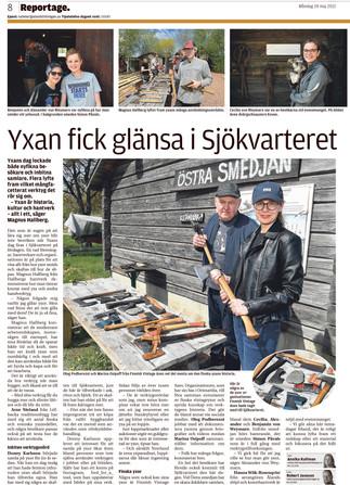 Axe Day in Mariehamn