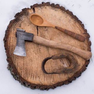 Finnish craft axe