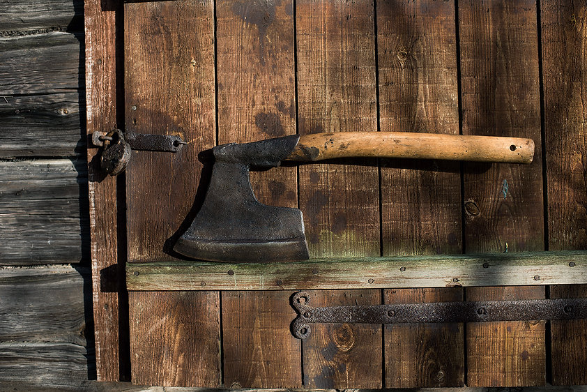 Finnish axe