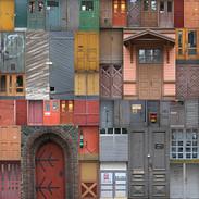 Doors of Mikkeli, Finland
