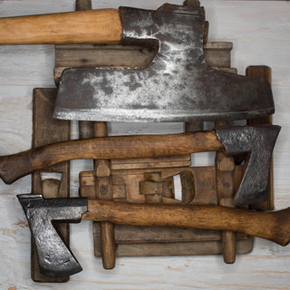 Finnish axes and Swedish axes