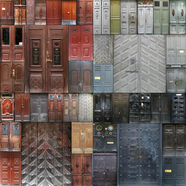 Doors of Stockholm, Sweden