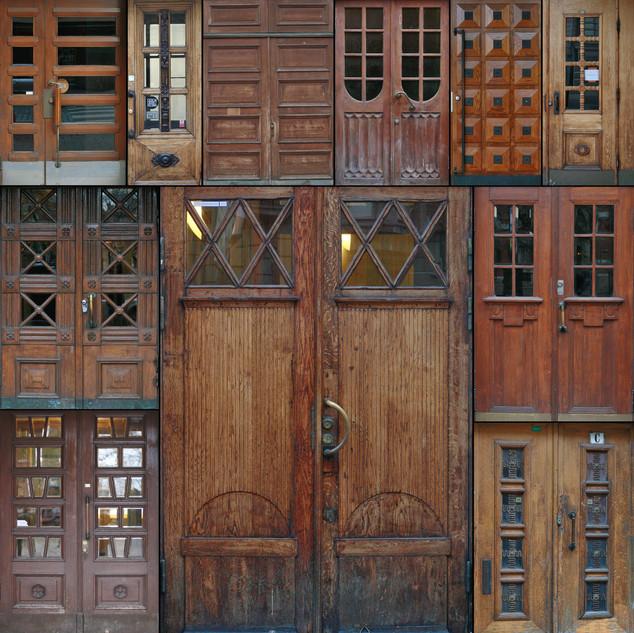 Doors of Helsinki