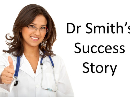 Dr Smith's Success Story