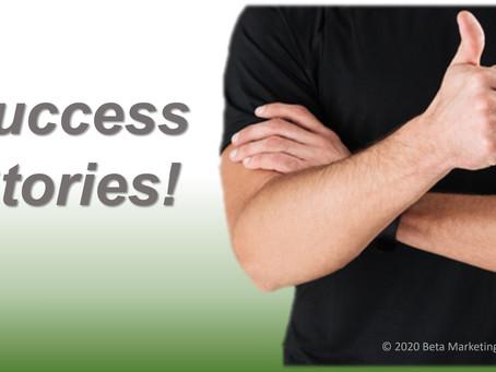 Michael's Success Stories