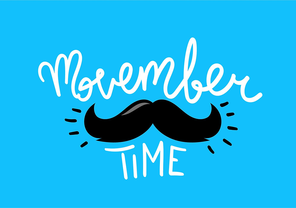 movember month mustache