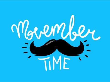 Movember Focuses On The Health Crisis Facing Men