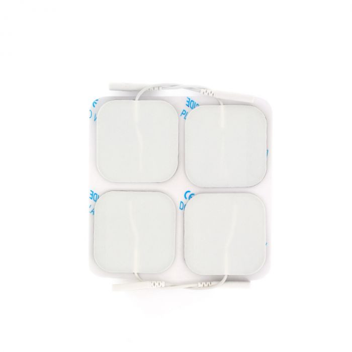 Skin electrode pads for Kegel8 electronic pelvic toner devices.
