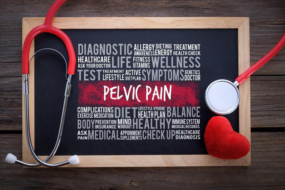 Causes & diagnosis of pelvic pain