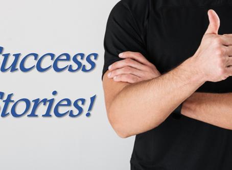 Simon's Success Story