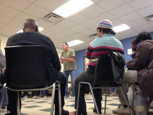 The Effects of Improv at Ministry with Community