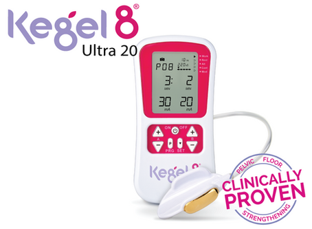 How can the Kegel8 Ultra 20 Help?