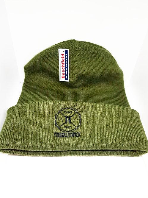 Rigworx Beanie Hat- Olive
