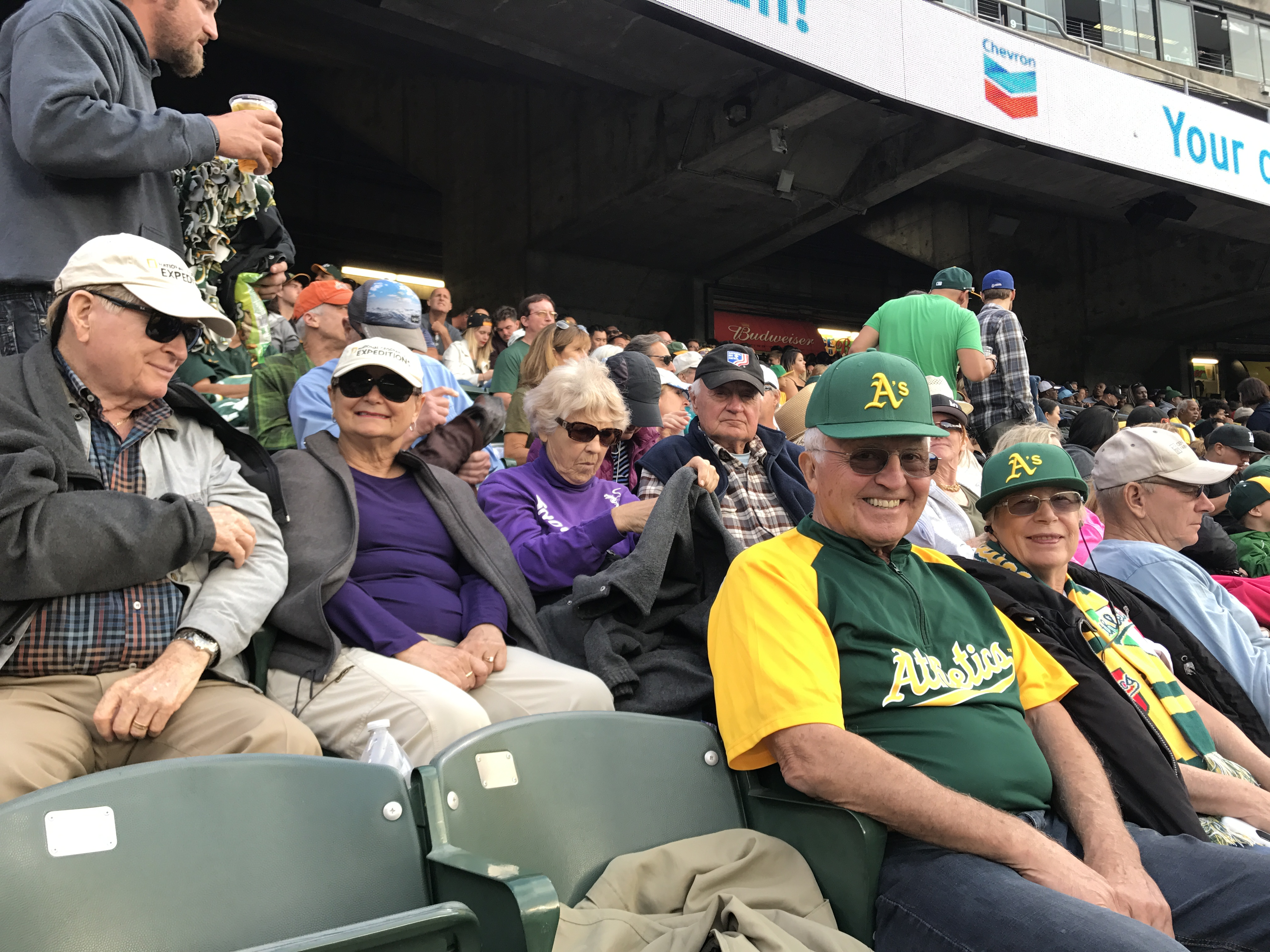 A's Game 2017