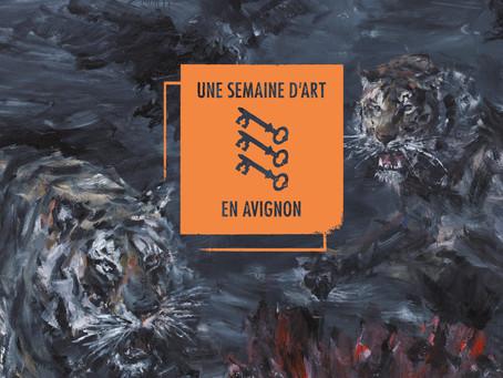 Semaine d'Art en Avignon, une victoire de la vie sur la mort