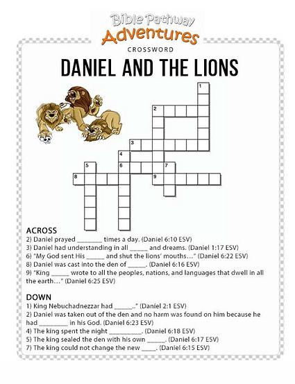 Crossword Daniel Lion.png