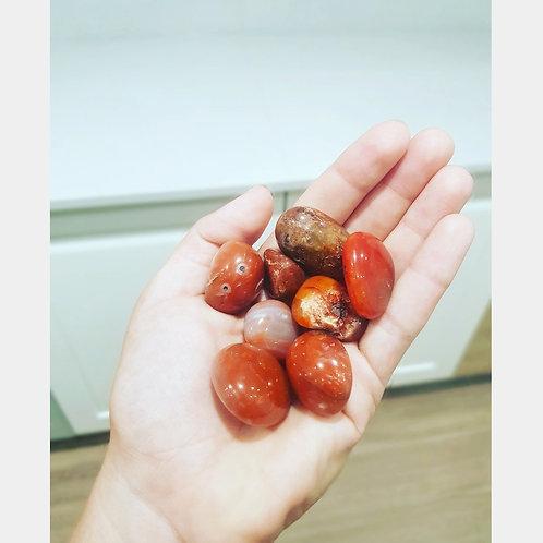 Carnelian Tumblestones