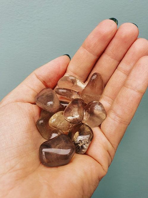 Smokey Quartz Tumblestones