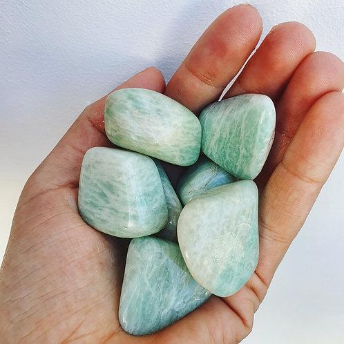 Amazonite Tumblestones