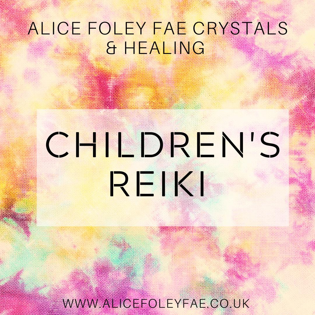 Children's Reiki