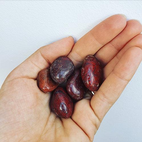Red Jasper Tumblestones