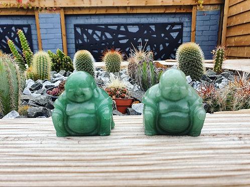 Adventurine Buddha