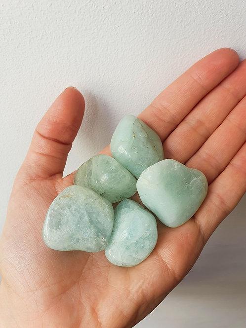 Aquamarine Large Tumblestones