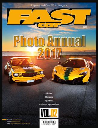 Fast Car Photo Annual