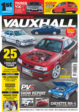 Performance Vauxhall