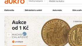 Aukro stabilizuje svou pozici největšího českého aukčního online tržiště 2/2