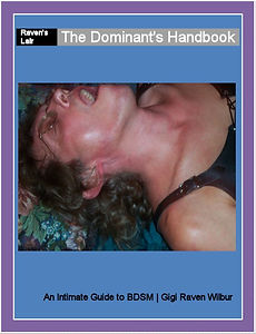 Photo of the cover of The Dominant's Handbook - An Intimate Guide to BDSM by Gigi Wilbur