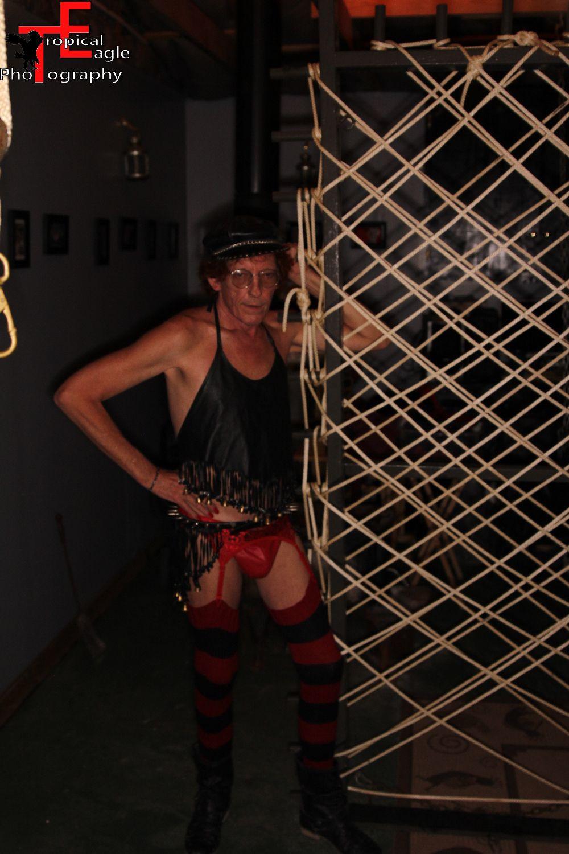 Ladyboy Gigi and The Human Web