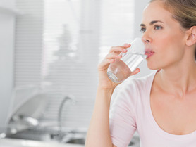 Drinking water, how much is too much?
