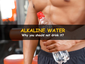Does alkaline water really prevent sickness? If yes, how does it work?