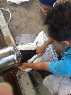 service water filter