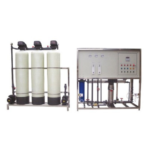Industrial R.O. Water System 3000, 6000, 12000GPD