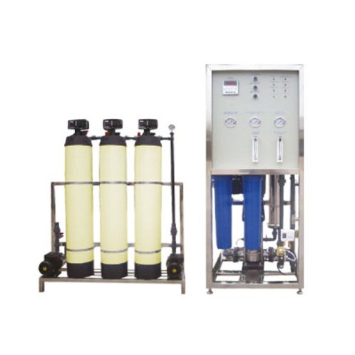 Industrial R.O. Water System 1500GPD - Basic Set