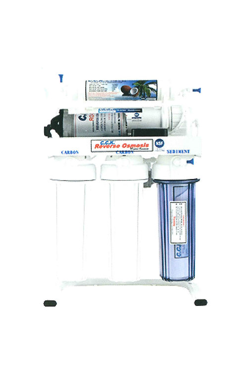 Under-sink R.O. Water System 50GPD - Home