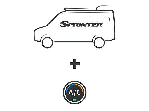 Sprinter A/C upgrade