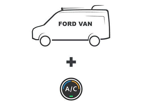 Ford Van A/C upgrade