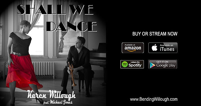 """Shall We Dance"" CD cover"